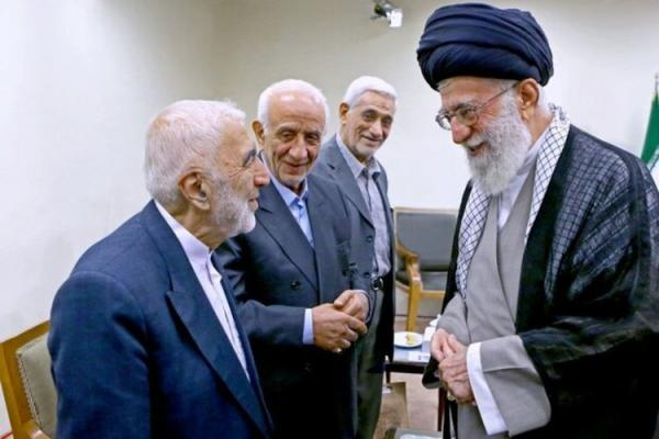 تسلیت رهبر انقلاب درپی درگذشت حاج محسن آقاقلهکی
